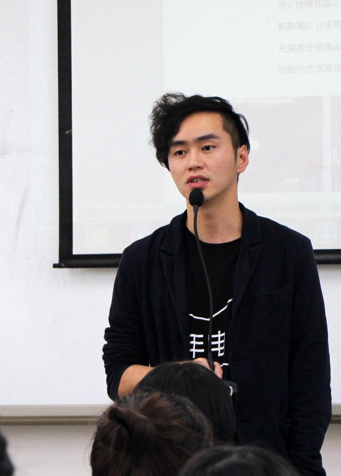 甘剑宇 Gan Jianyu